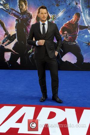 Chris Pratt - UK premiere of 'Guardians of the Galaxy'