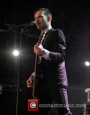 The Feeling - Wickerman Festival 2014 - Day 2 - Performances - The Feeling - Dumfries, United Kingdom - Thursday...