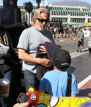 Jeff Bridges - San Diego Comic-Con convention - Arrivals - San Diego, California, United States - Thursday 24th July 2014