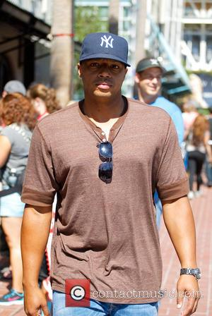 Donald Faison - San Diego Comic-Con International - Day 1 - Celebrity arrivals - San Diego, California, United States -...