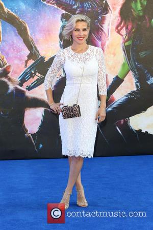 Elsa Pataky - UK premiere of 'Guardians of the Galaxy' held at the Empire cinema - Arrivals - London, United...