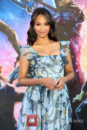 Pregnant Zoe Saldana Is Expecting Twins - Report