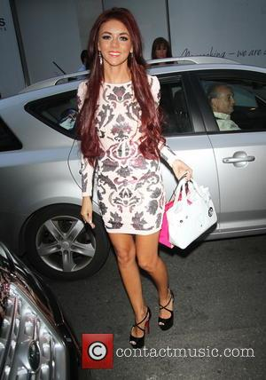 Lydia Lucy - JuiceToU anniversary party at Sanctum Soho Hotel - London, United Kingdom - Thursday 24th July 2014