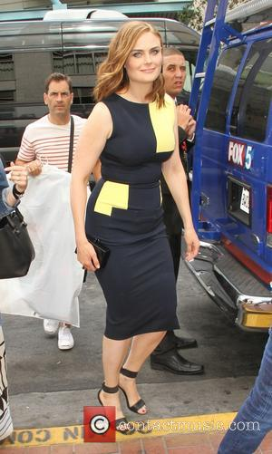 Emily Deschanel - San Diego Comic-Con International - Day 2 - Celebrity Sightings - San Diego, California, United States -...