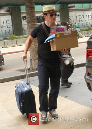 Nathan Fillion - 2014 Comic-Con International: San Diego - Celebrity Sightings - San Diego, California, United States - Friday 25th...