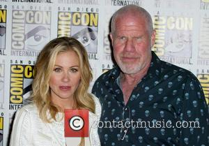 Christina Applegate and Ron Perlman - Comic-Con International: San Diego - 20th Century Fox presentation at San Diego Convention Center...