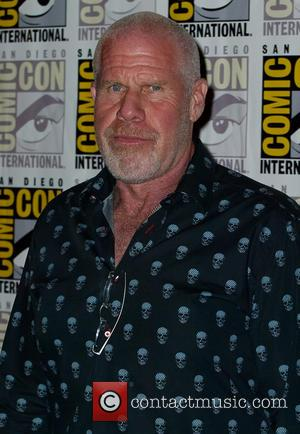Ron Perlman - Comic-Con International: San Diego - 20th Century Fox presentation at San Diego Convention Center - San Diego,...