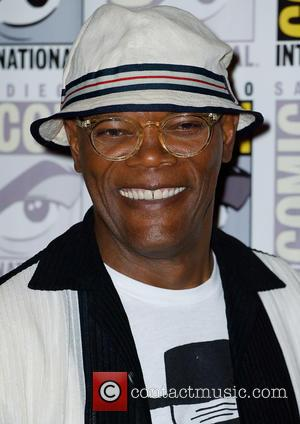 Samuel L. Jackson - Comic-Con International: San Diego - 20th Century Fox presentation at San Diego Convention Center - San...