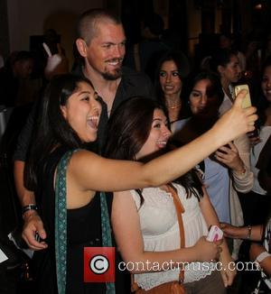 Steve Howey - 2014 Comic-Con International: San Diego - Celebrity Sightings - San Diego, California, United States - Friday 25th...