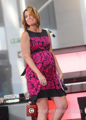 Savannah Guthrie - Today Show 'Toyota Concert Series' - New York City, New York, United States - Friday 25th July...