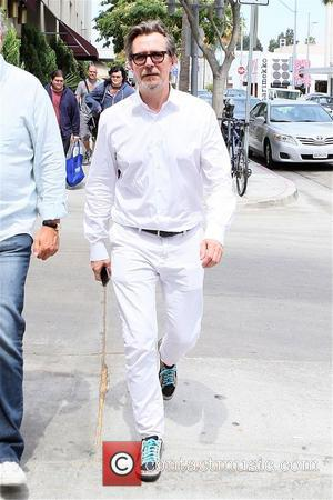 Gary Oldman - Gary Oldman leaves E. Baldi restaurant in Beverly Hills - Los Angeles, California, United States - Saturday...