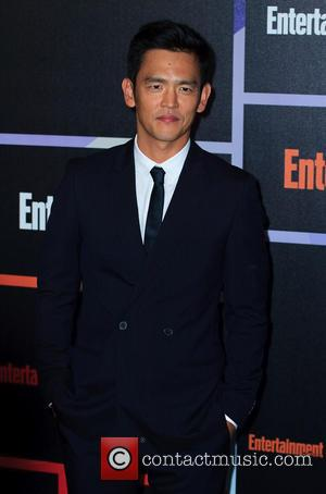 John Cho - Entertainment Weekly Party held at the Hard Rock Hotel - Arrivals - San Diego, California, United States...