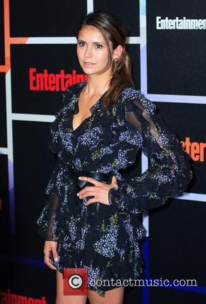 Nina Dobrev - Entertainment Weekly Party held at the Hard Rock Hotel - Arrivals - San Diego, California, United States...