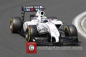 Felipe MASSA - Felipe MASSA, BRA,Team Williams Martini Racing, Williams FW36,Mercedes-Benz PU106A Hybrid,MOGYOROD, BUDAPEST, Hungary  26.07.2014, Formula One, Hungarian...