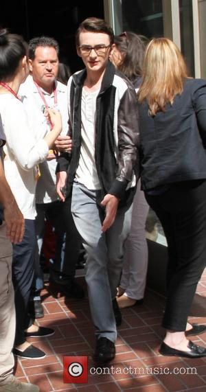 Isaac Hempstead-Wright - San Diego Comic-Con International - Day 3 - Celebrity Sightings - San Diego, California, United States -...