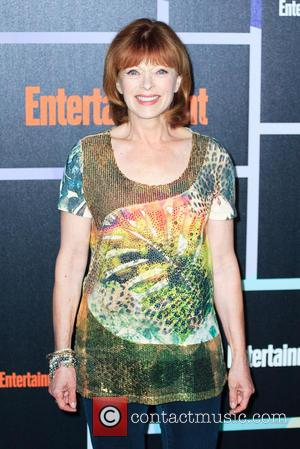 Frances Fisher - Entertainment Weekly Party held at the Hard Rock Hotel - Arrivals - San Diego, California, United States...