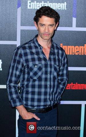 James Frain - Entertainment Weekly Party held at the Hard Rock Hotel - Arrivals - San Diego, California, United States...