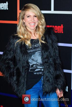 Sarah Carter - Entertainment Weekly Party held at the Hard Rock Hotel - Arrivals - San Diego, California, United States...