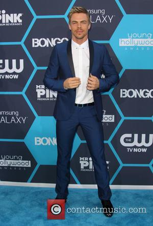 Derek Hough - 2014 Young Hollywood Awards held at The Wiltern - Los Angeles, California, United States - Sunday 27th...