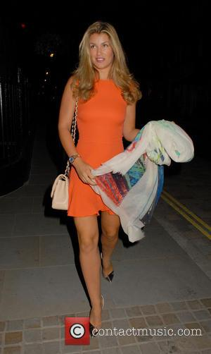 Amy Willerton - Celebrities at Chiltern Firehouse in Marylebone - London, United Kingdom - Sunday 27th July 2014