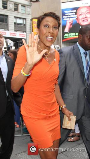 Robin Roberts - Celebrities on ABC's 'Good Morning America' - New York City, New York, United States - Sunday 27th...