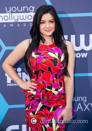 Ariel Winter - 2014 Young Hollywood Awards held at The Wiltern - Los Angeles, California, United States - Sunday 27th...