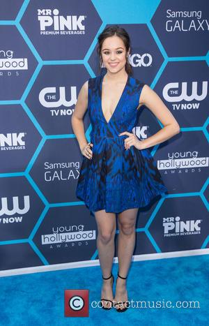 Hayley Orrantia - 2014 Young Hollywood Awards held at The Wiltern - Los Angeles, California, United States - Sunday 27th...
