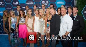 Guests and Chris Harrison