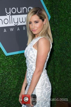 Ashley Tisdale - Celebrities attend 2014 Young Hollywood Awards at The Wiltern. - Los Angeles, California, United States - Sunday...