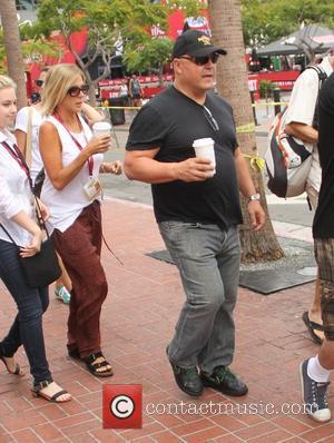Michael Chiklis - San Diego Comic-Con International - Day 4 - Celebrity Sightings - San Diego, California, United States -...