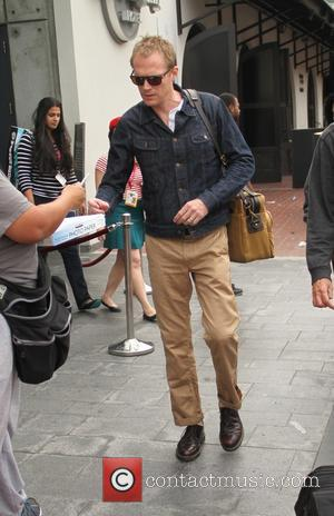 Paul Bettany - San Diego Comic-Con International - Day 4 - Celebrity Sightings - San Diego, California, United States -...