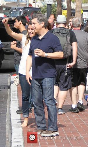 Chris Parnell - San Diego Comic-Con International - Day 4 - Celebrity Sightings - San Diego, California, United States -...