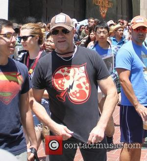 Michael Rooker - San Diego Comic-Con International - Day 4 - Celebrity Sightings - San Diego, California, United States -...