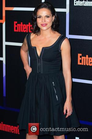 Lana Parrilla - Entertainment Weekly Party - Arrivals