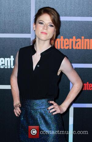Rose Leslie - Entertainment Weekly Party - Arrivals