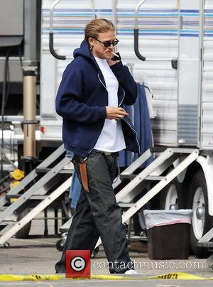 Charlie Hunnam - Lea Michele guest stars as a single mother who works at a truck stop diner in the...