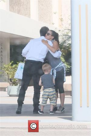 Mike Comrie and Luca