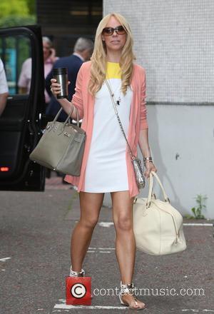 Liz McClarnon - Celebrities at the ITV studios - London, United Kingdom - Tuesday 29th July 2014