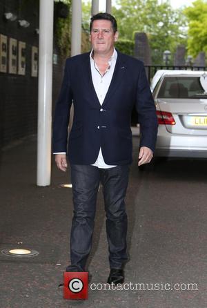 Tony Hadley - Celebrities at the ITV studios - London, United Kingdom - Tuesday 29th July 2014