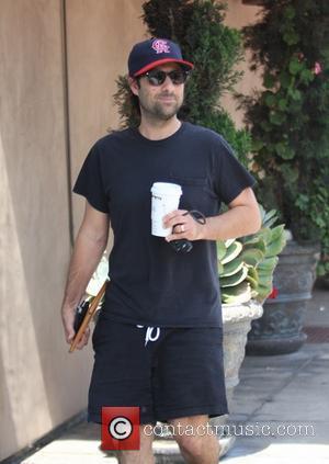 Jason Schwartzman - Jason Schwartzman grabs a coffee in Beverly Hills - Los Angeles, California, United States - Wednesday 30th...