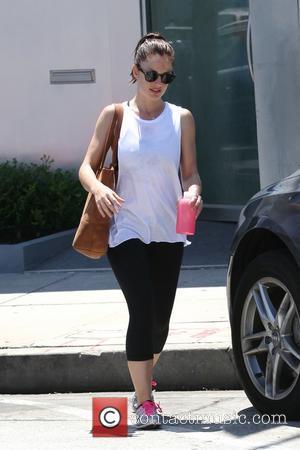 Minka Kelly - Minka Kelly leaving the gym - Los Angeles, California, United States - Wednesday 30th July 2014