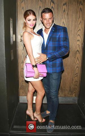 Chloe Sims and Elliot Wright - The Only Way Is Essex -  Century Club - London, United Kingdom -...