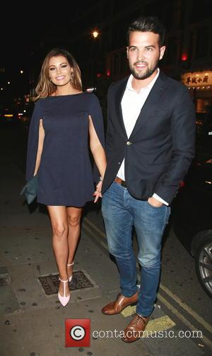 Jessica Wright and Ricky Rayment - The Only Way Is Essex -  Century Club - London, United Kingdom -...