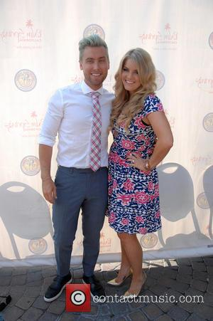 Lance Bass and Pandora Vanderpump-Sabo - Lisa Vanderpump is honored with the 372nd Golden Palm Star on The Palm Springs...