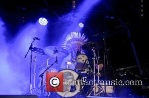 Basement Jaxx - Camp Bestival 2014 - Day 4