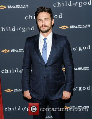 James Franco - New York screening of 'Child of God'...