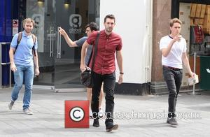 James Buckley, Joe Thomas, Blake Harrison and Simon Bird