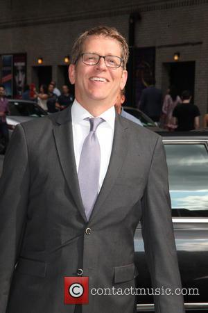 Carney and David Letterman