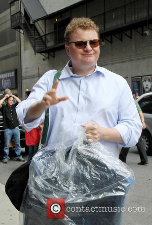 Michael Summwerville - Celebrities arrive for their taping on the Late Show with David Letterman. - New York, New York,...