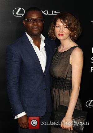 David Oyelowo and Jessica Oyelowo